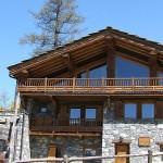 Photos du Chalet la Grande Sassière, location de chalet en été à Val d'Isère